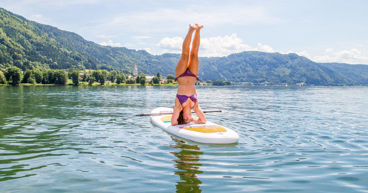 SUP Yoga Kurse